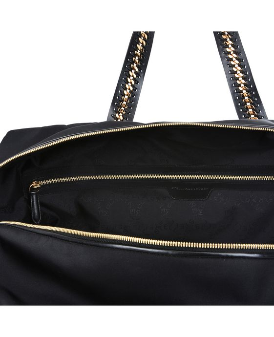 STELLA McCARTNEY Black Falabella GO Travel Bag Travel Bag D g