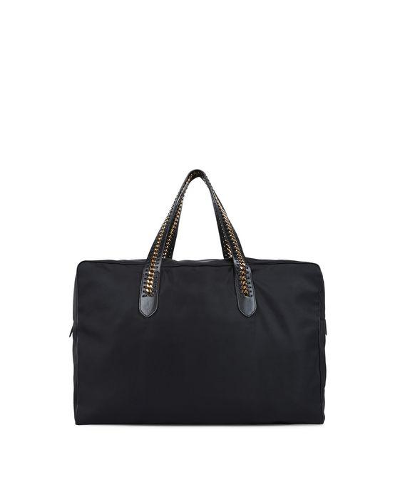 STELLA McCARTNEY Black Falabella GO Travel Bag Travel Bag D i