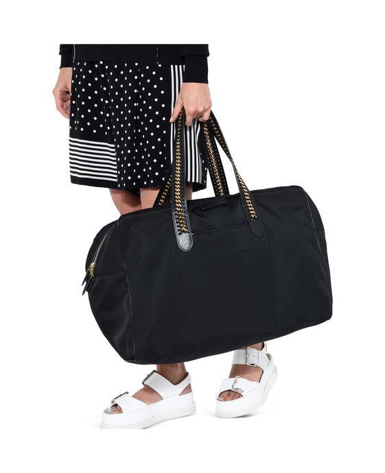 STELLA McCARTNEY Black Falabella GO Travel Bag Travel Bag D p