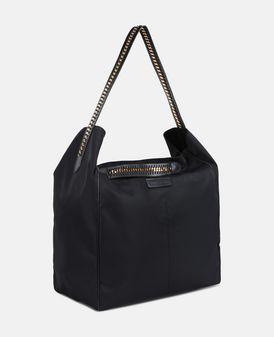 Black Falabella GO Hobo Bag