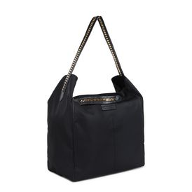 Black Falabella GO Hobo Bag