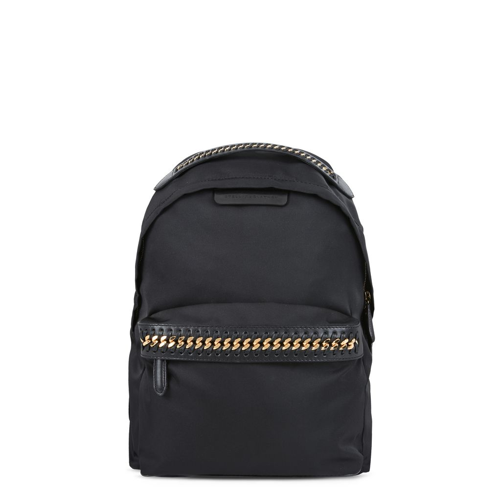 black falabella go backpack stella mccartney. Black Bedroom Furniture Sets. Home Design Ideas