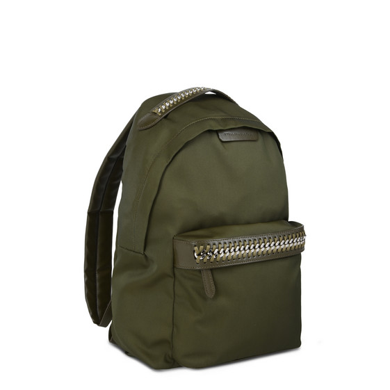 Khaki Falabella GO Backpack