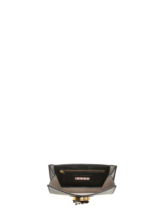 Marni POIS clutch in sheered shearling Woman - 4