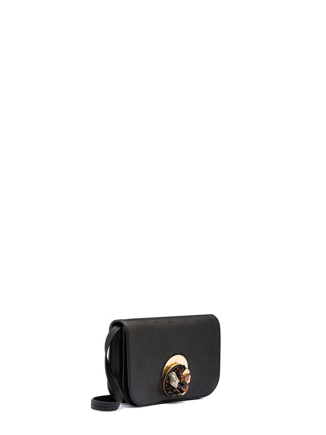 Marni POIS clutch in sheered shearling Woman - 2