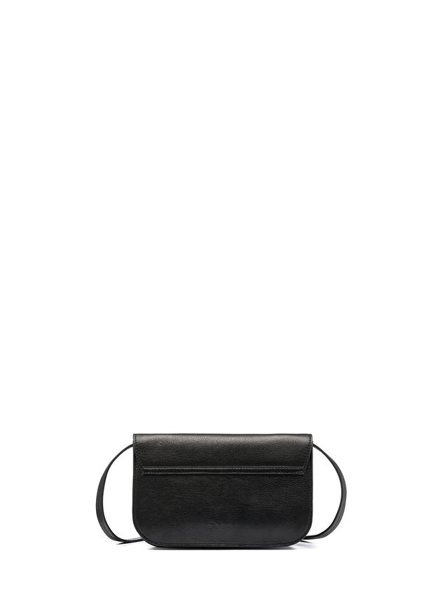 Marni POIS clutch in sheered shearling Woman - 3