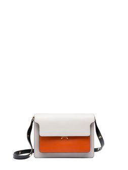 Marni Shoulder bag TRUNK in calfskin Woman