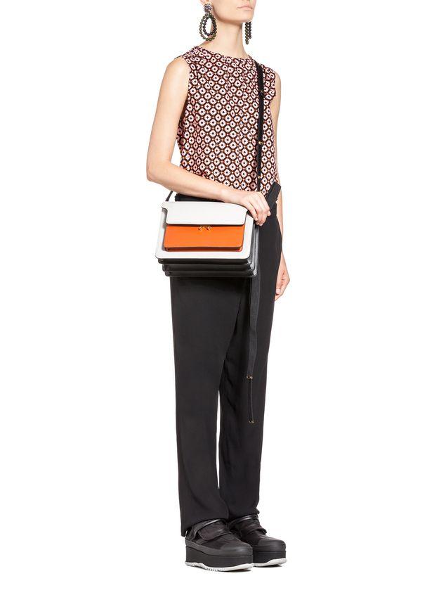 Marni Calfskin TRUNK shoulder bag  Woman - 5