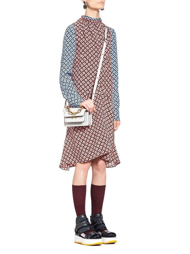 Marni Shoulder bag MINI TRUNK in calfskin  Woman - 5