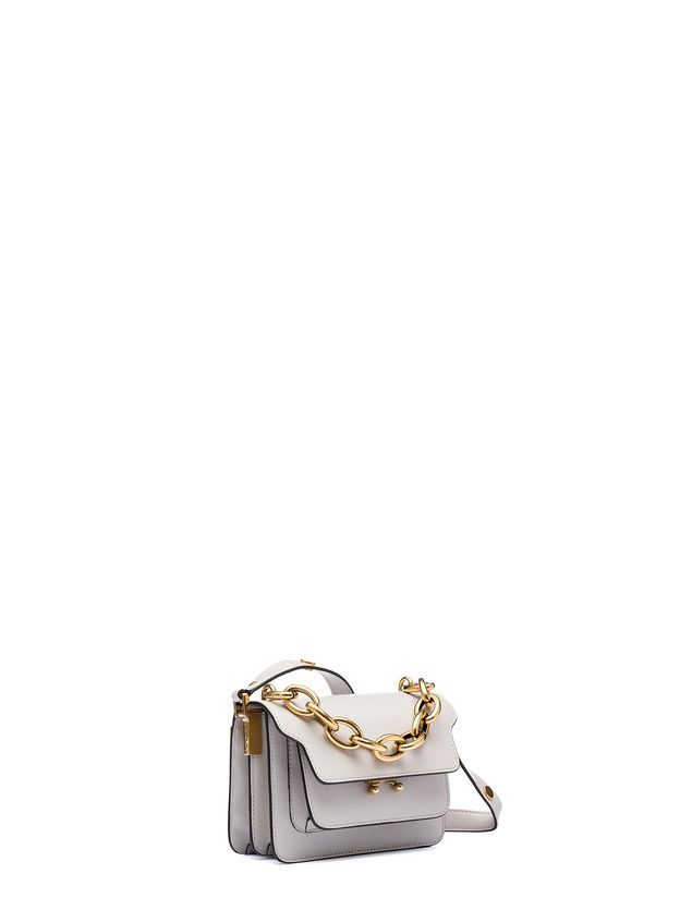 Marni Shoulder bag MINI TRUNK in calfskin  Woman - 2