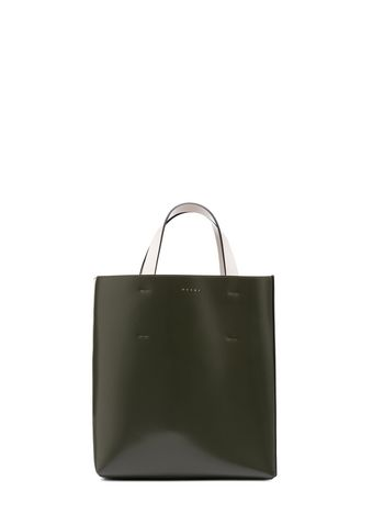 Marni Calfskin MUSEO shopper Woman