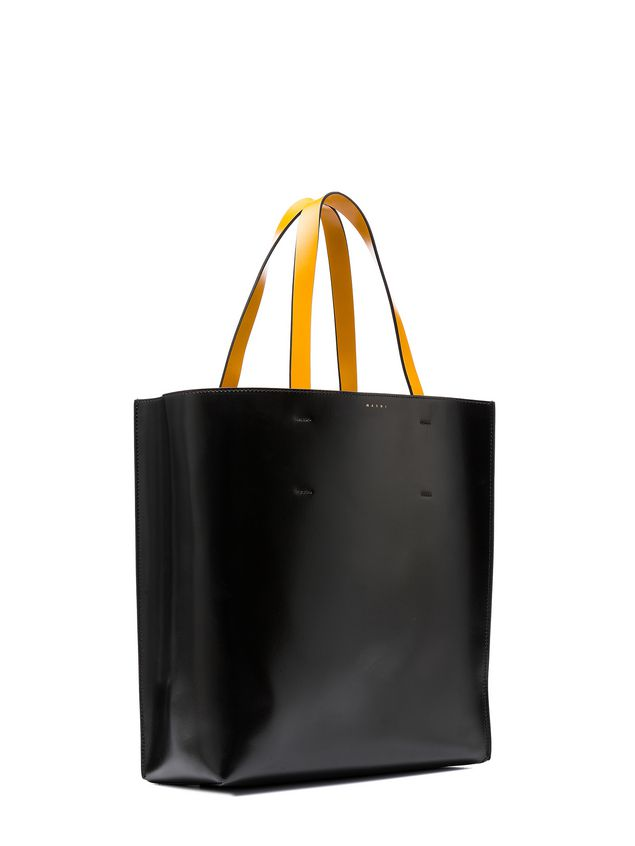 Marni Shopping bag MUSEO in calfskin  Woman - 2