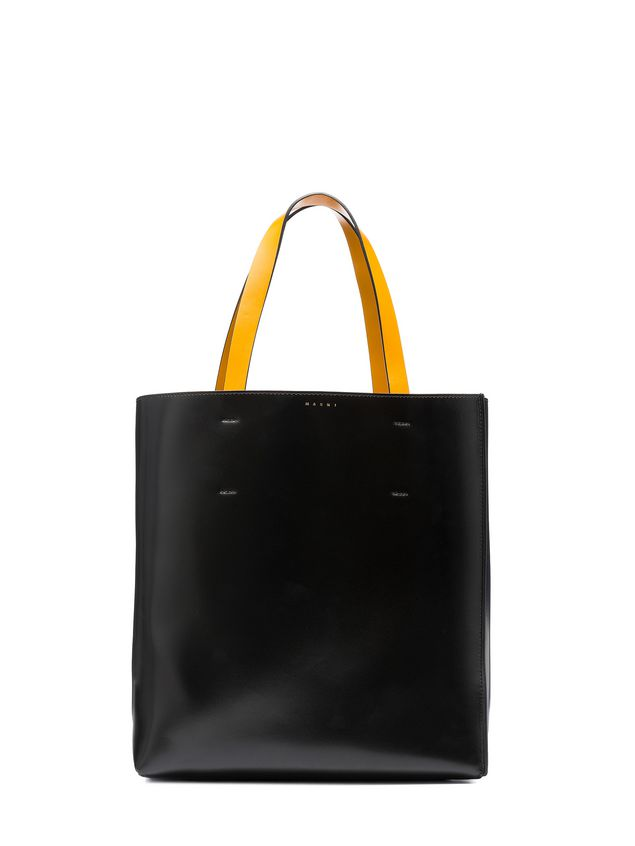 Marni Shopping bag MUSEO in calfskin  Woman - 1