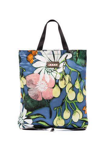 Marni Folded shopping bag CONVERTIBLE  Woman