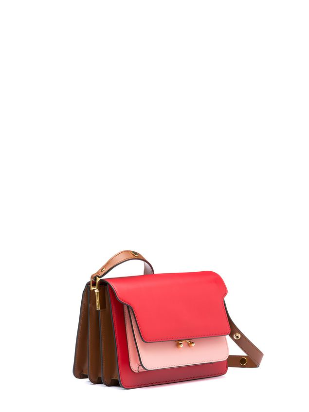 Marni Shoulder bag TRUNK in calfskin Woman - 2