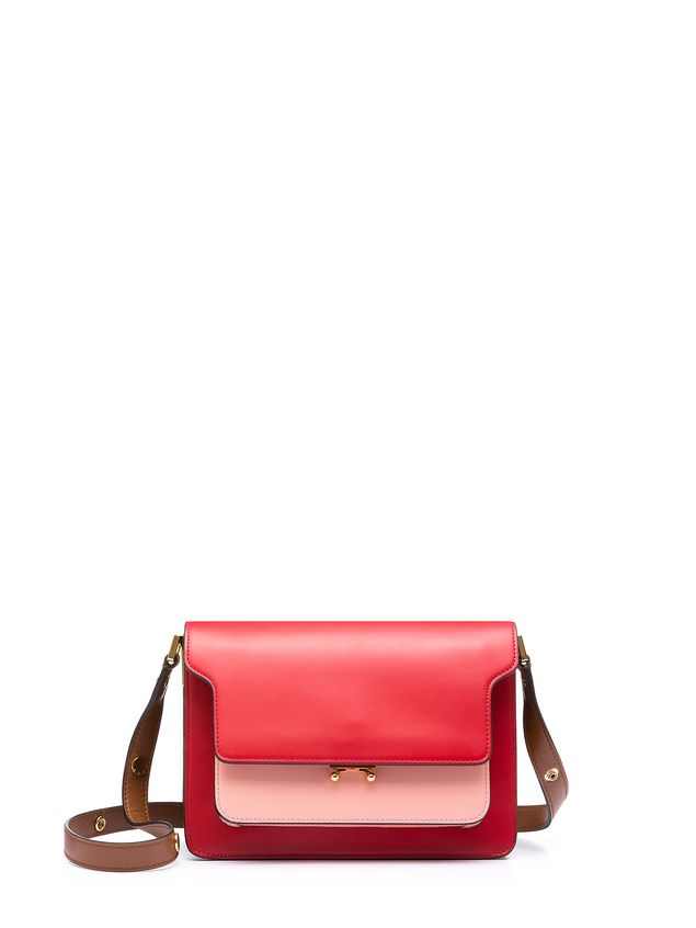 Marni Shoulder bag TRUNK in calfskin Woman - 1