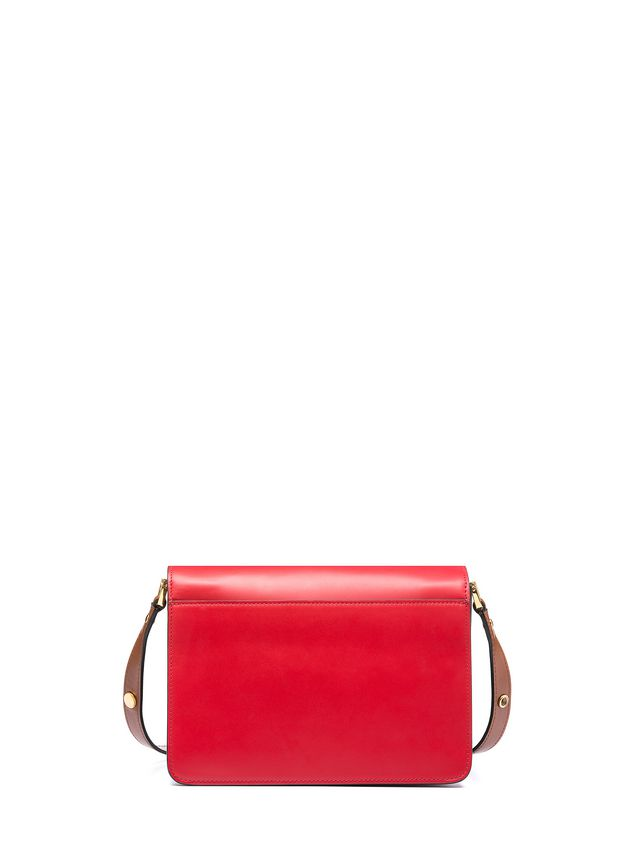 Marni Shoulder bag TRUNK in calfskin Woman - 3