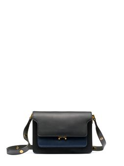 Marni Calfskin TRUNK shoulder bag  Woman