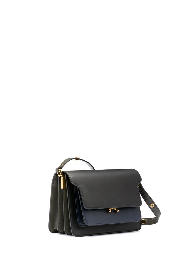 Marni Calfskin TRUNK shoulder bag  Woman - 2