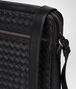 BOTTEGA VENETA MESSENGER BAG IN NERO INTRECCIATO VN Messenger Bag Man ep