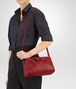 BOTTEGA VENETA CHINA RED INTRECCIATO NAPPA TOP HANDLE BAG Top Handle Bag Woman lp