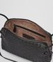 BOTTEGA VENETA NERO INTRECCIATO NAPPA LEATHER NODINI BAG  Crossbody bag Woman dp