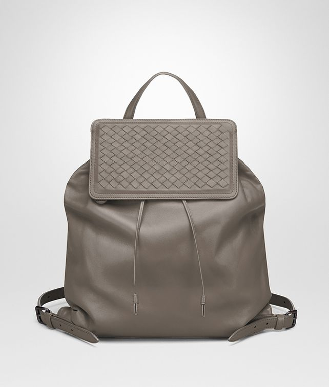 BOTTEGA VENETA STEEL NAPPA BACKPACK Crossbody and Belt Bags       pickupInStoreShipping info    768f6c53f465f