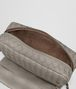 BOTTEGA VENETA FUME' INTRECCIATO NAPPA MESSENGER BAG Crossbody bag Woman lp