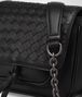 BOTTEGA VENETA SHOULDER BAG IN NERO INTRECCIATO NAPPA Shoulder or hobo bag Woman ep