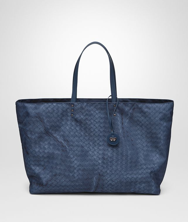 BOTTEGA VENETA PACIFIC INTRECCIOLUSION LARGE TOTE Top Handle Bag D fp