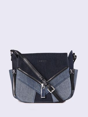 DIESEL LE-CLARITHA Schultertasche D f