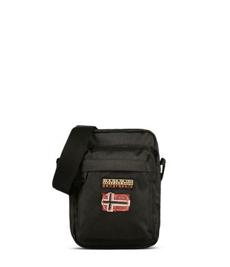 NAPAPIJRI HEPORTER   CROSS BODY BAG,BLACK