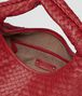 BOTTEGA VENETA VENETA BAG IN CHINA RED INTRECCIATO NAPPA Shoulder Bag Woman dp