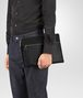 BOTTEGA VENETA NERO CALF DOCUMENT CASE Backpack Man ap