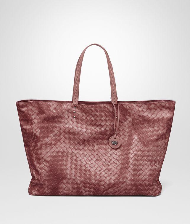 Bottega Veneta Rouge Sac Fourre-tout Intrecciolusion De Haute Qualité En Ligne jAedwhZrm