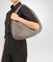 BOTTEGA VENETA STEEL INTRECCIATO NAPPA LARGE VENETA BAG Shoulder or hobo bag D ap