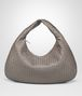 BOTTEGA VENETA VENETA BAG IN STEEL INTRECCIATO NAPPA Hobo Bags Woman fp