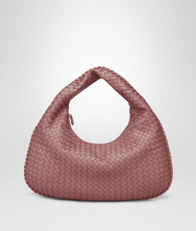 BOTTEGA VENETA MEDIUM VENETA BAG IN DUSTY ROSE INTRECCIATO NAPPA Shoulder  Bag      826eb1491a