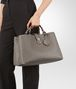 BOTTEGA VENETA STEEL INTRECCIATO NAPPA MILANO '17 BAG Tote Bag Woman ap