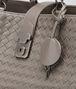 BOTTEGA VENETA STEEL INTRECCIATO NAPPA MILANO '17 BAG Tote Bag Woman ep