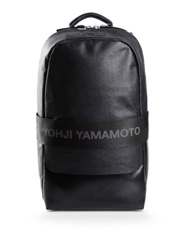 Y-3 QASA LEATHER BACKPACK BAGS man Y-3 adidas