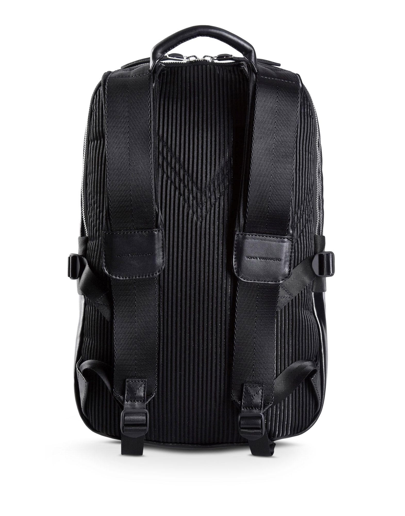 Y-3 QASA LEATHER BACKPACK BAGS unisex Y-3 adidas