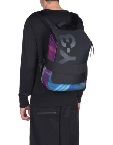 Y-3 QASA BACKPACK SMALL BAGS man Y-3 adidas