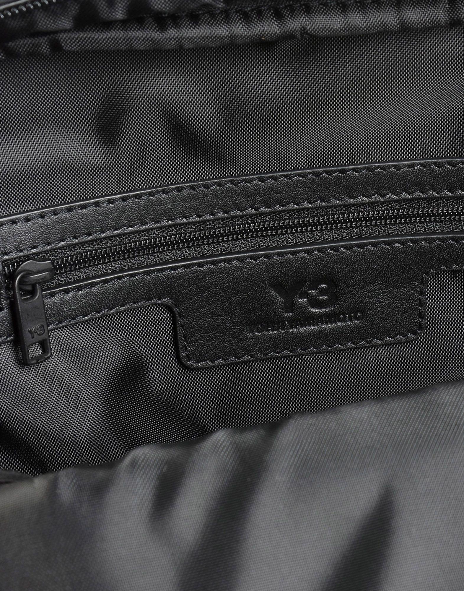 73a61abadc6f Y-3 Y-3 QASA PORTER BAG Shoulder bag E a ...