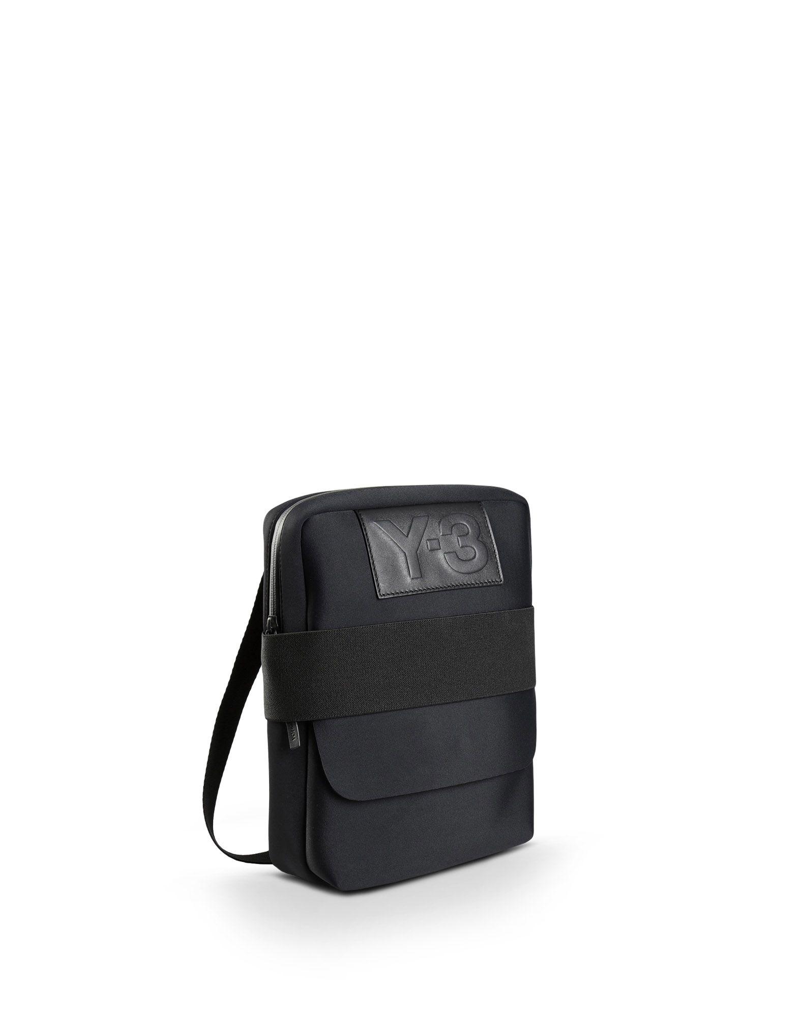 91fd4000607 Y 3 QASA PORTER BAG Shoulder Bags   Adidas Y-3 Official ...