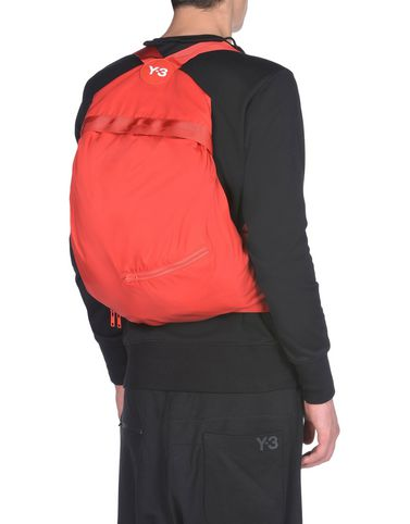 Y-3 PACKABLE BAG BAGS man Y-3 adidas