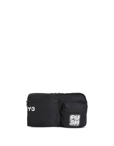 Y-3 SEASON FAN BAG BAGS man Y-3 adidas