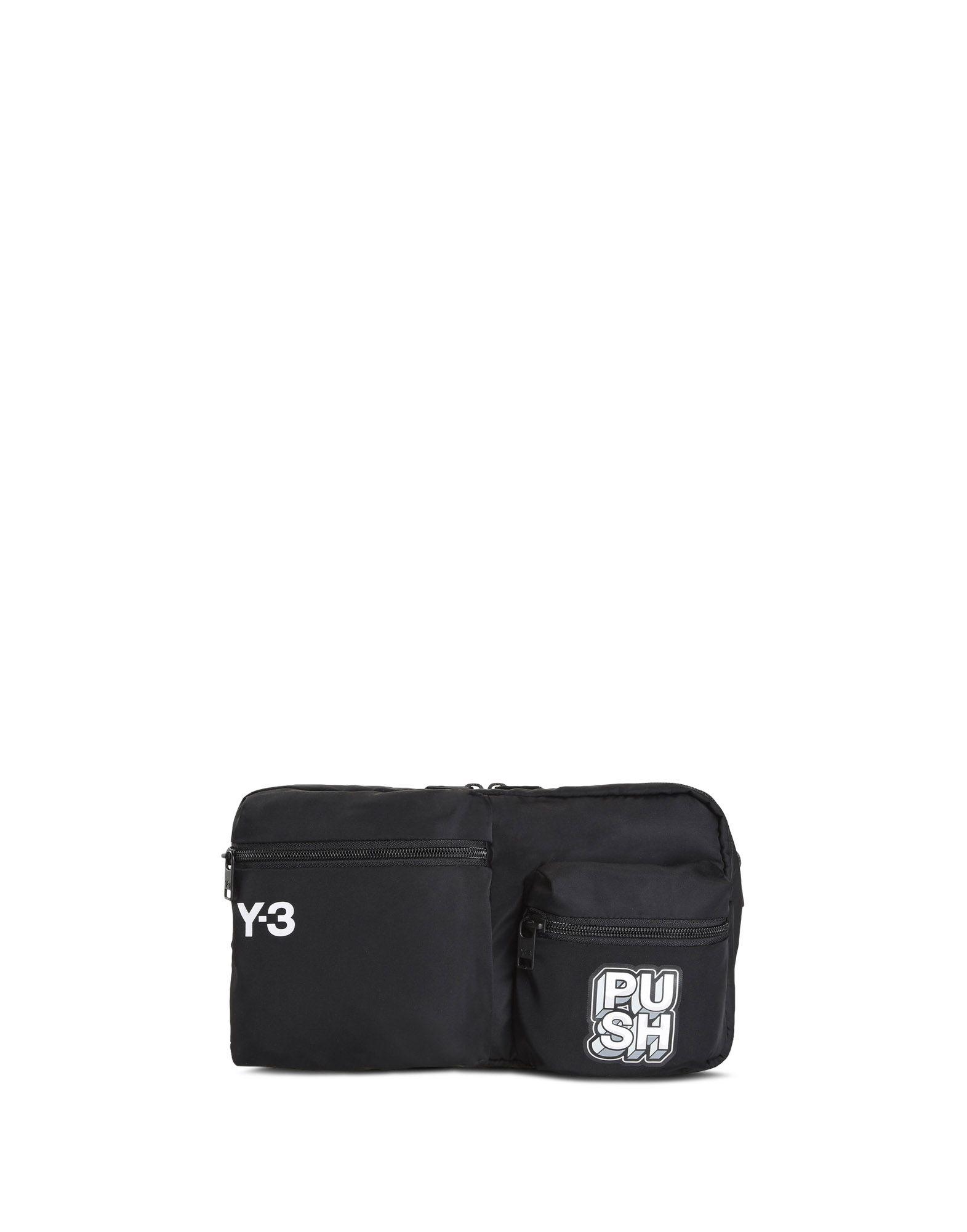 Y-3 SEASON FAN BAG BAGS unisex Y-3 adidas