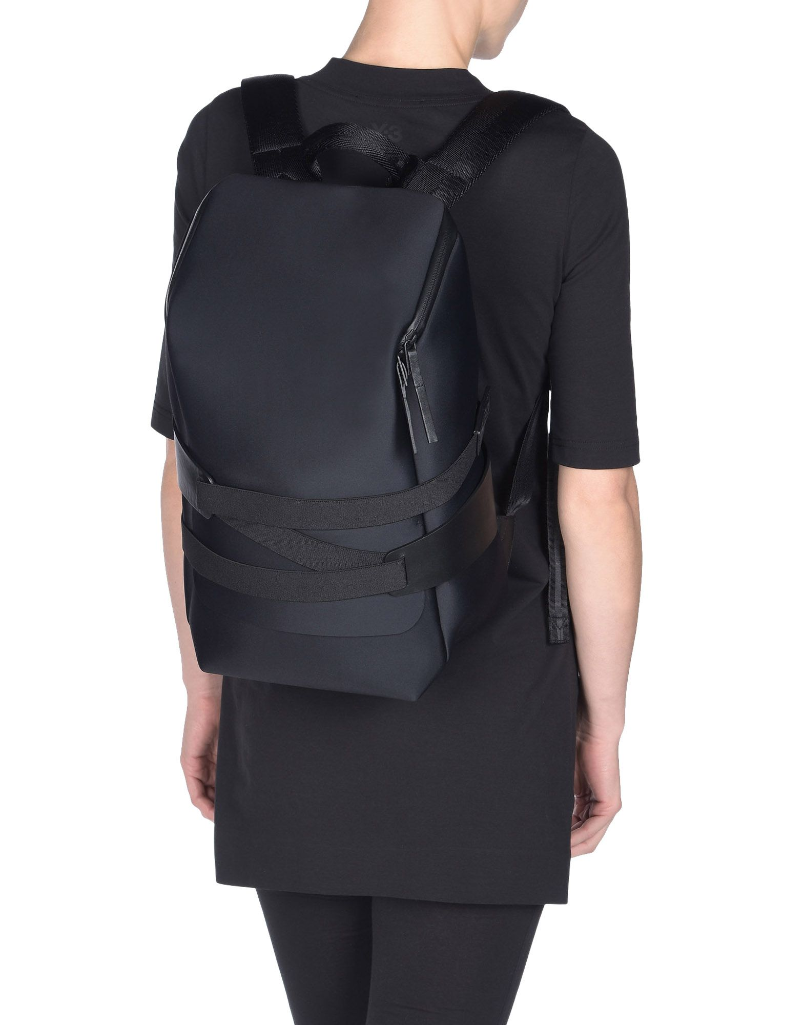 Y-3 QASA TECH BACKPACK BAGS woman Y-3 adidas