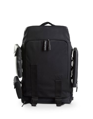 Y-3 MULTIPOCKET BACKPACK バッグ メンズ Y-3 adidas